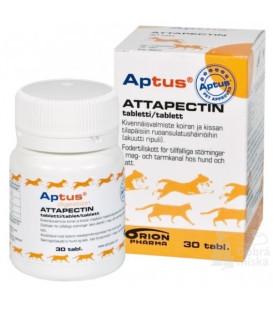Aptus ATTAPECTIN tablety - Žalúdok a črevá 30 TBL