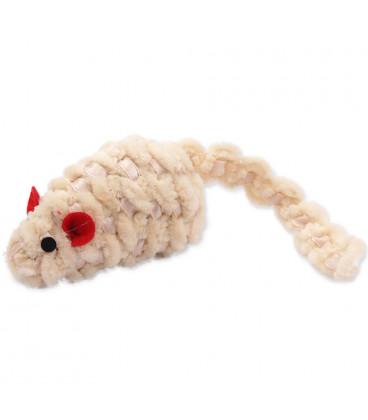 Hračka MAGIC CAT myš ženilková s catnipom mix 10 cm