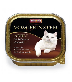 Animonda Vom Feinsten cat multimäsový koktail 100 g