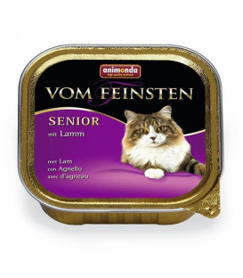 Animonda Vom Feinsten cat SENIOR jahňa 100 g